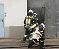 Allgemeine Feuerwehrübung - 3.11.2012