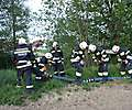 Gesamt Feuerwehrübung - 2.2.2012