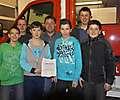 Kegelturnier Abschnit 7 - 9.3.2012