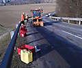 Ölbindearbeiten 22.03.2012