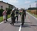 Verkehrsunfall B74