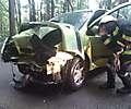 Verkehrsunfall in Haslach 2011